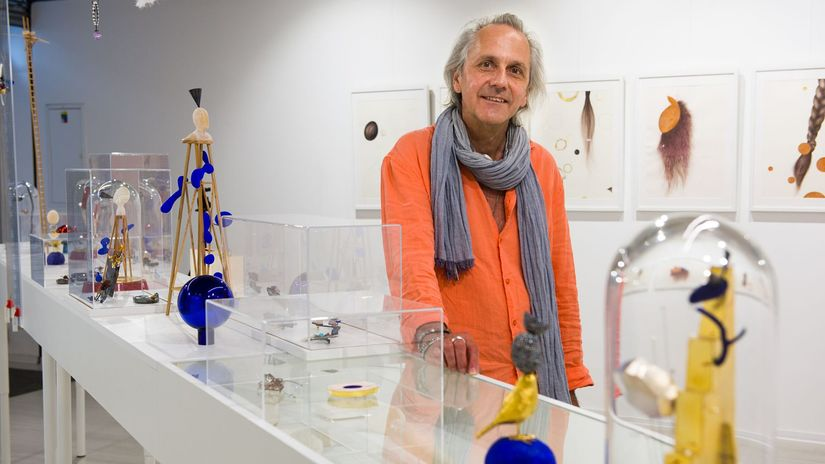 Karol Weisslechner: Šperk sme nosili už v jaskyniach